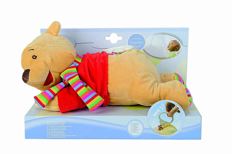 Disney 5879293 - Peluche musical de Winnie the Pooh (30 cm ...