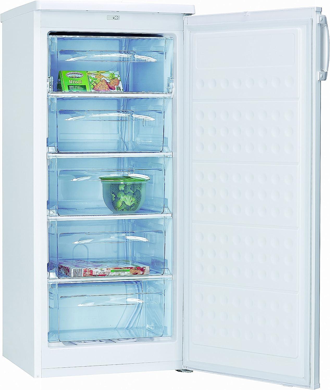Amica GS 15406 W - Congelador (Baúl, Independiente, Color blanco ...