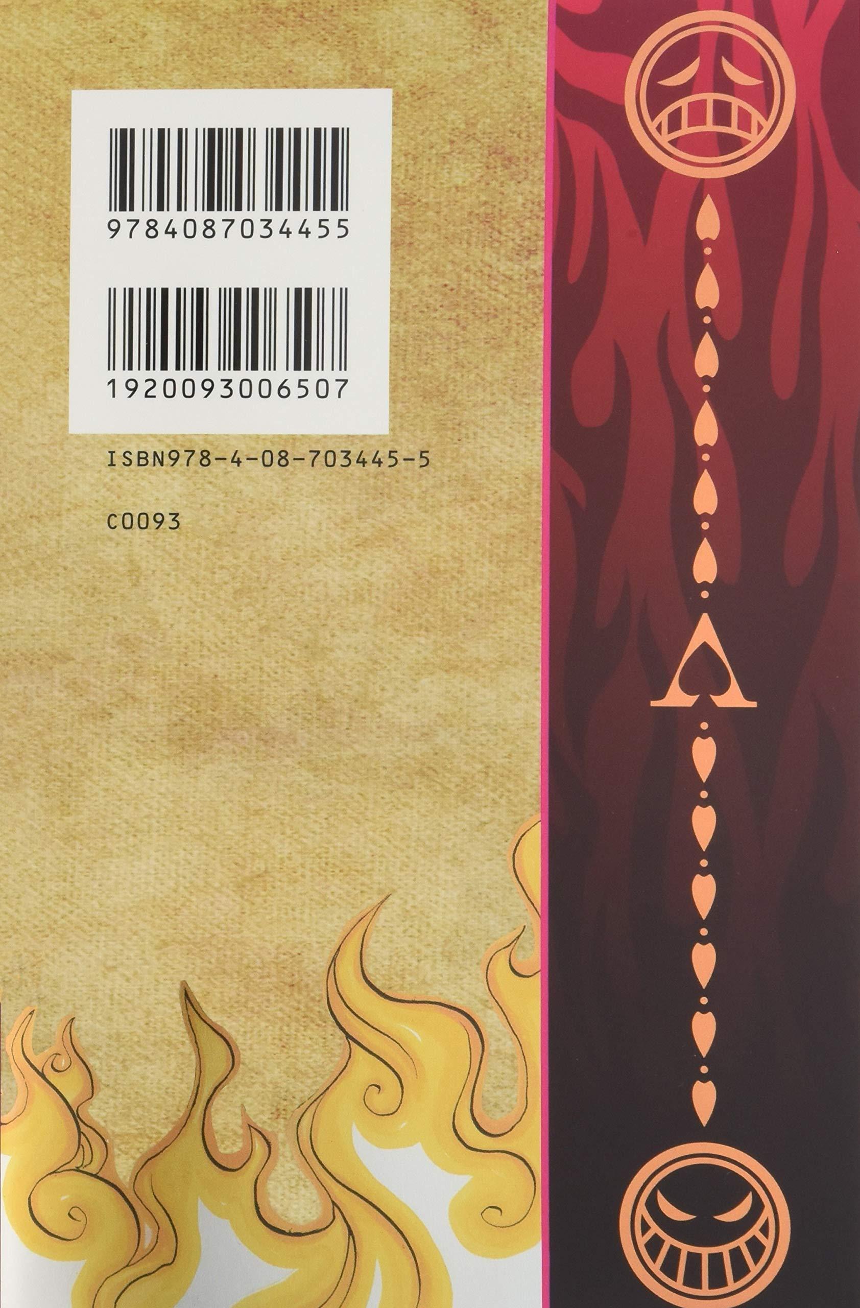 d905dafeb4602 ONE PIECE novel A スペード海賊団結成篇 1 (JUMP j BOOKS)