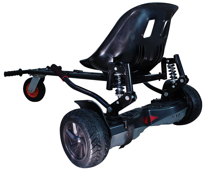 SABWAY® Hoverkart Hoverboard con Suspensión- Apto para Niños y Adultos - 6.5 Pulgadas - Compatible con Todos Los Modelos - Nuevos Velcros Más Resistentes y ...