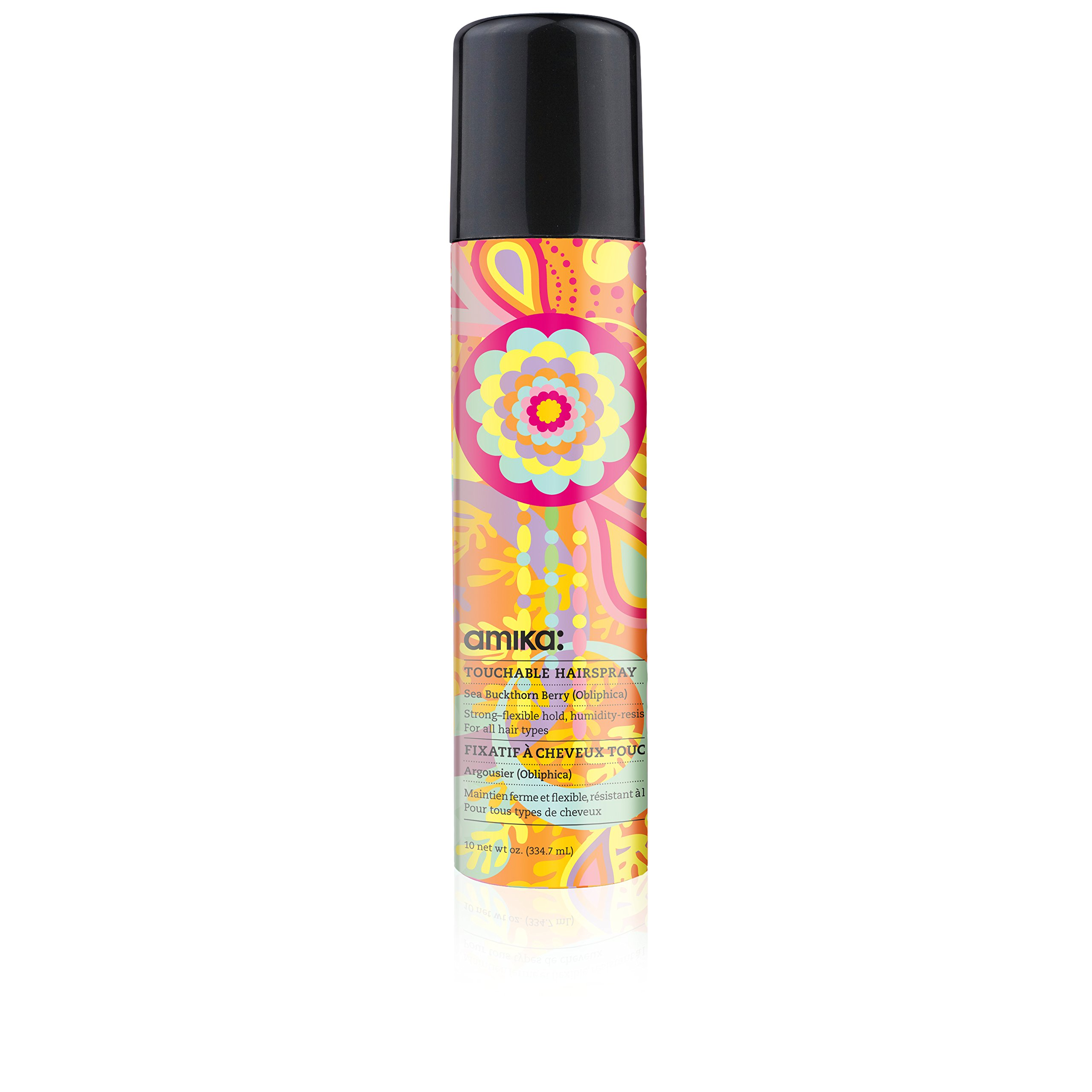 Amika Touchable Hair Spray, 10 Oz by amika