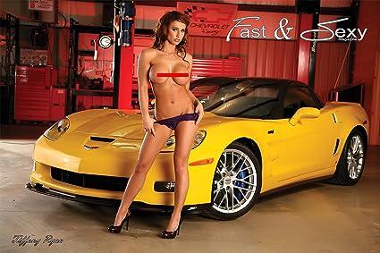 Curvy woman naked panties