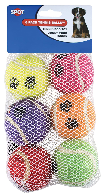 Ethical Tennis Ball Value-Pack, 6 Balls