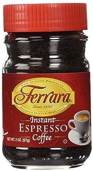Ferrara Instant Espresso Powder