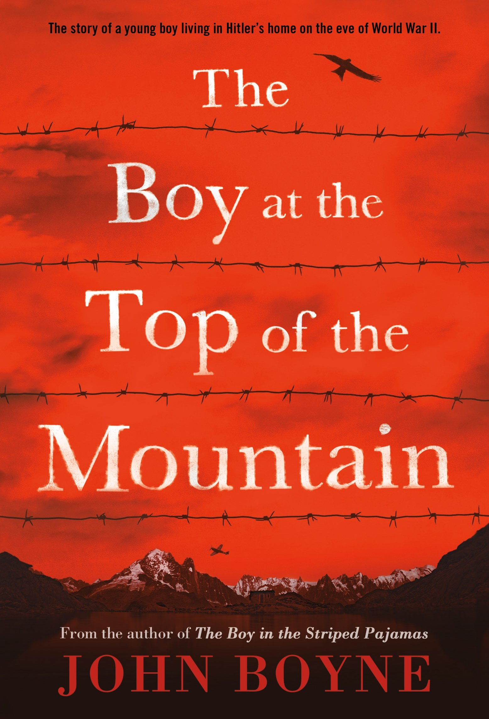 Image result for the boy at the top of the mountain