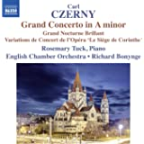 Czerny: Piano Concerto No. 1 in A Minor, Op. 214