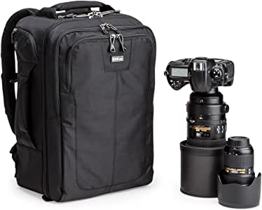 Think Tank Photo Airport Commuter Backpack (Black)