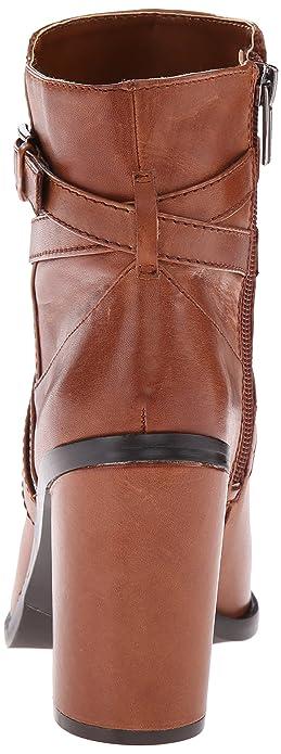 Vince Camuto Botines Gravell Cognac EU 38 (US 8): Amazon.es: Zapatos y complementos