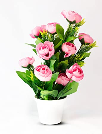Buy Crazyawesomedeal Wedding Gift Artificial Flowers For Decoration