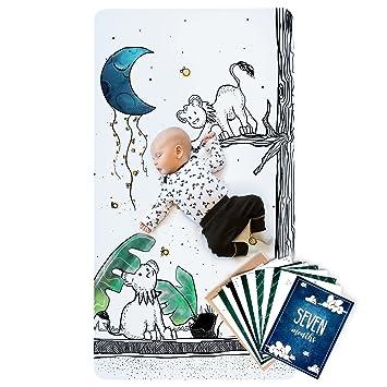 Amazon.com: JumpOff Jo - Juego de sábanas y tarjetas de ...