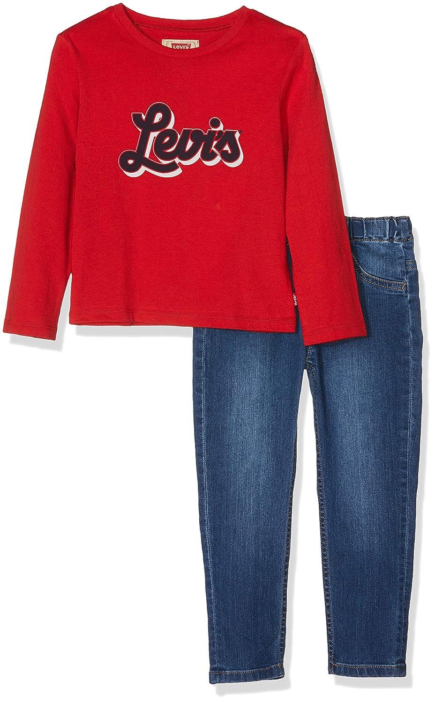 Levi's kids Outfit, Conjunto para Niños, (Assortiment 99), 2-3 años (Talla del Fabricante: 36M) Levi's kids Outfit NM36014