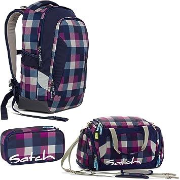 Satch Sleek Berry Carry Schulrucksack