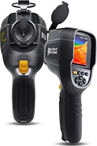PerfectPrime IR0019, Infrared (IR) Thermal Imager & Visible Light Camera with IR Resolution