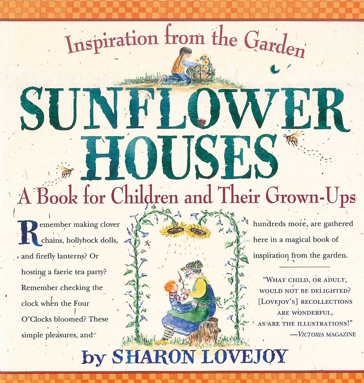 Download Sunflower Houses: Inspiration From the Garden--A Book for Children and Their Grown-Ups ebook