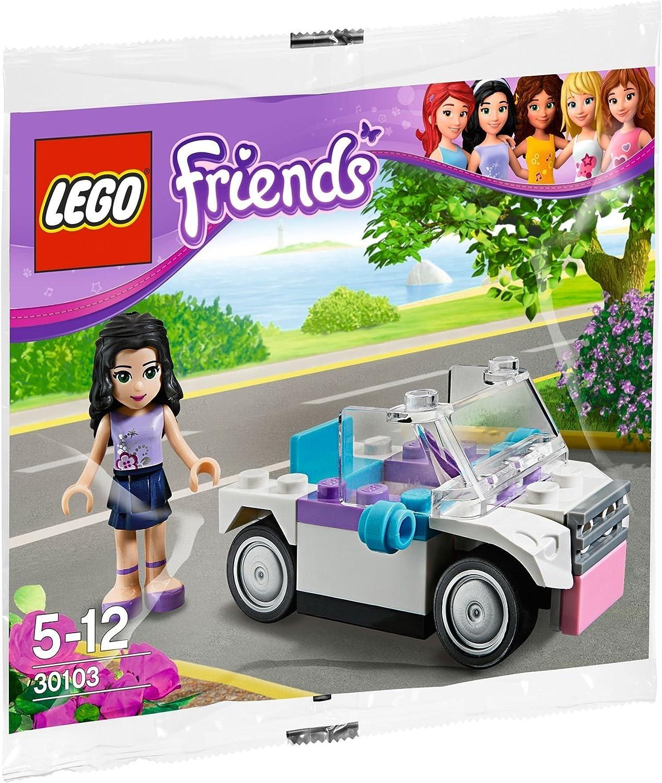 LEGO Friends Set 30103 Emmas Car Promotional Polybag 32 Pcs