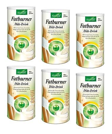 Alsiroyal Figura Fatburner Diat Drink 6 X 500g Neu Amazon De