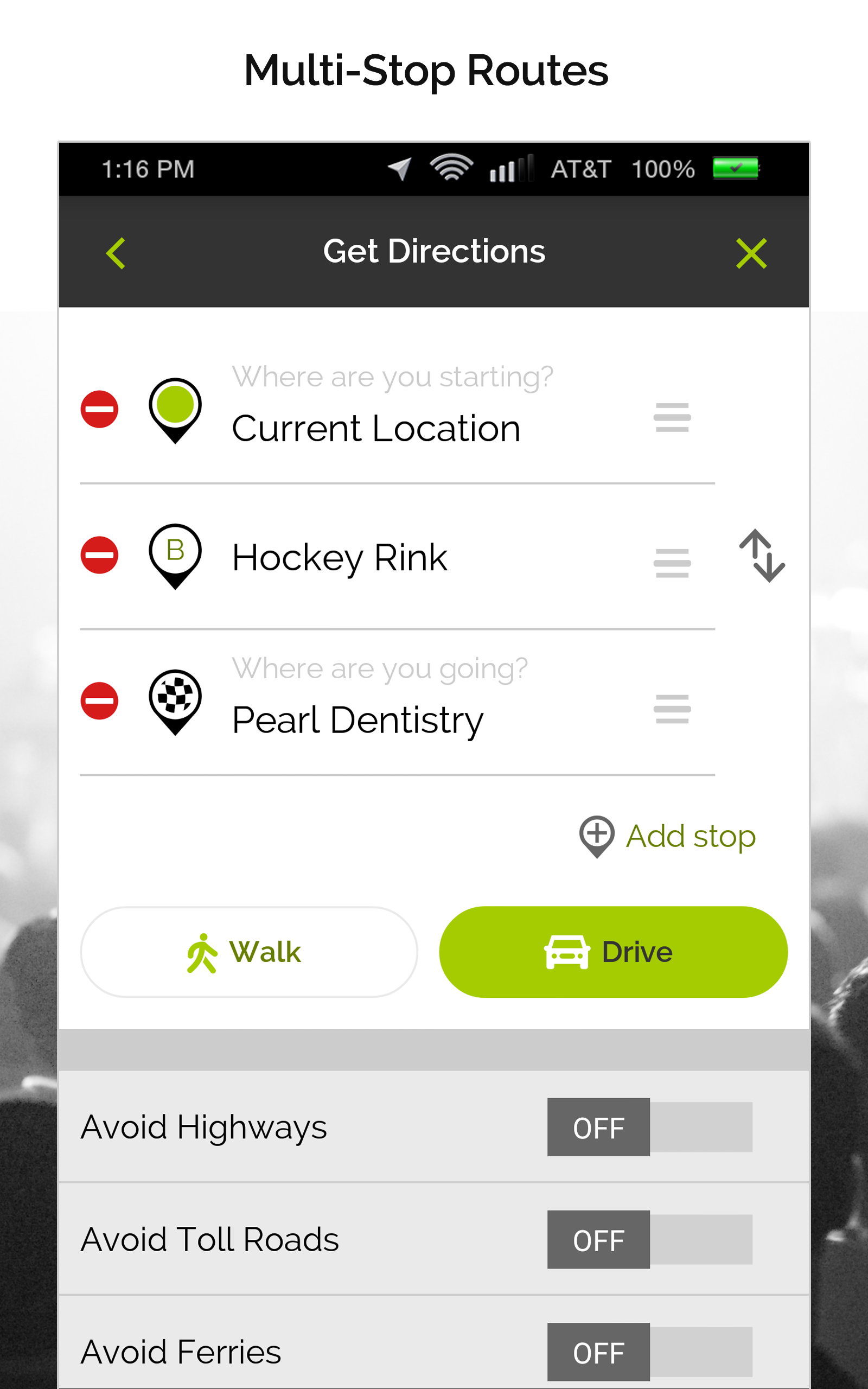 mapquest android developer