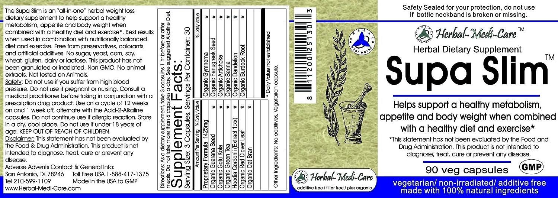 Amazon.com: herbal-medi-care toda la comida supa Slim ...