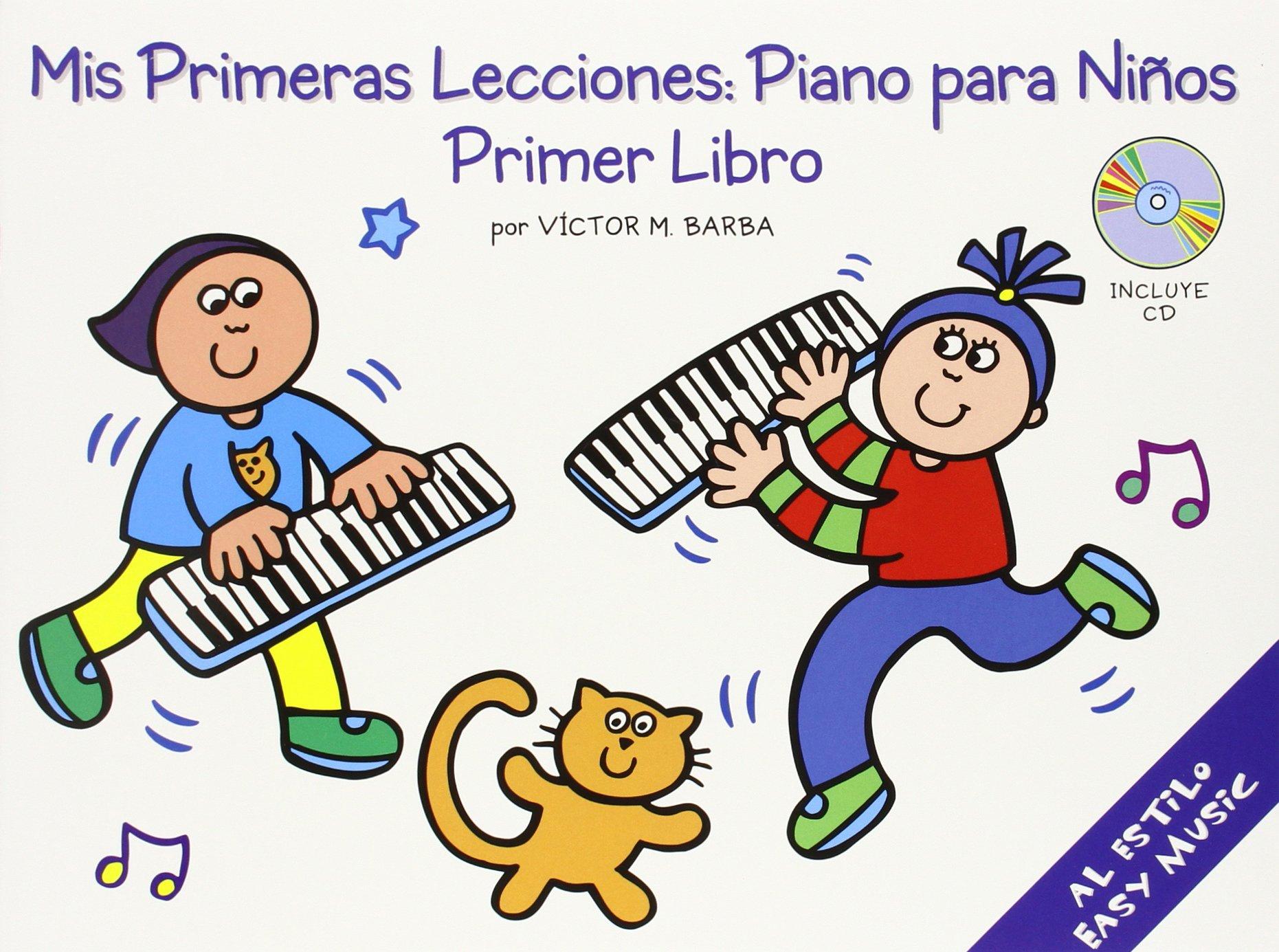 MIS PRIMERA LECCIONES PF 1+CD: Amazon.es: Barba Victor M.: Libros en idiomas extranjeros