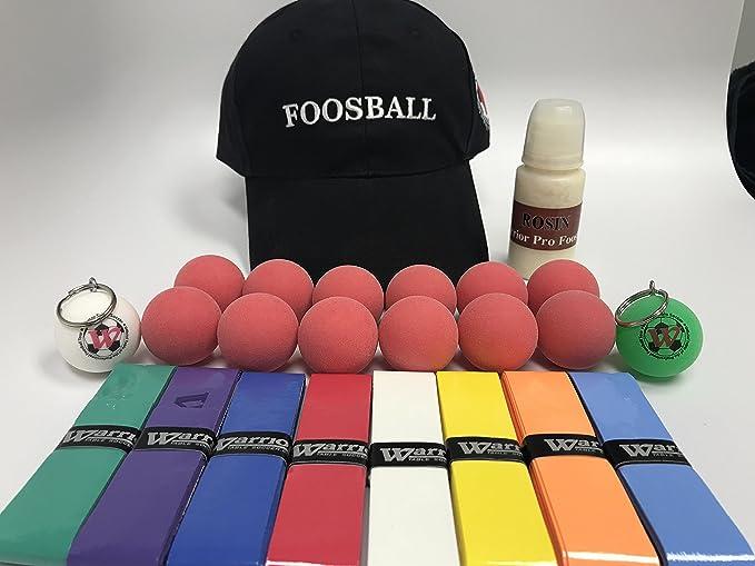 Warrior mesa Futbolín de fútbol regalo unidades: Amazon.es ...
