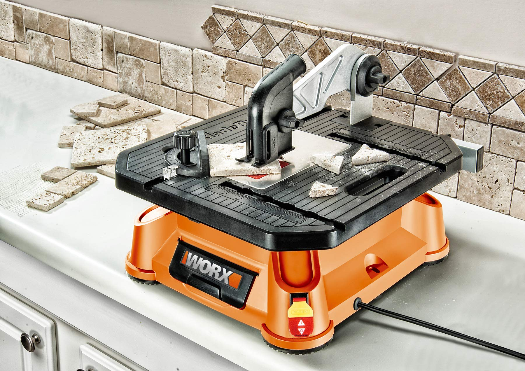 WORX WX572L BladeRunner x2 Portable Tabletop Saw by WORX