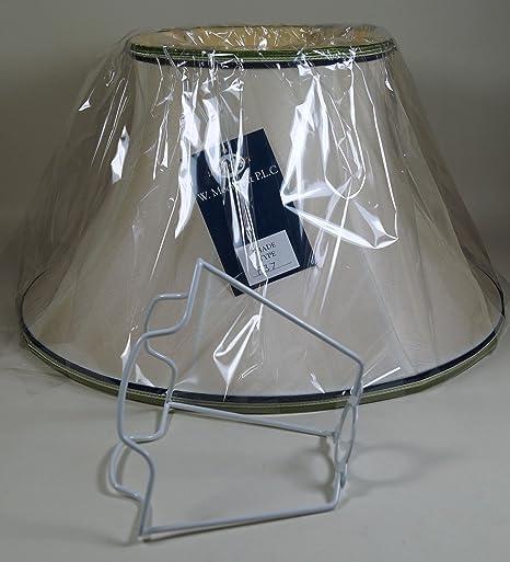 Moorcroft large hand woven silk lamp shade f37 blue light dark moorcroft large hand woven silk lamp shade f37 blue light dark green trim aloadofball Images