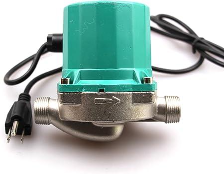3//4/'/' Circulator Pump 115V Hot Water Circulation Pump For Solar Heater System US