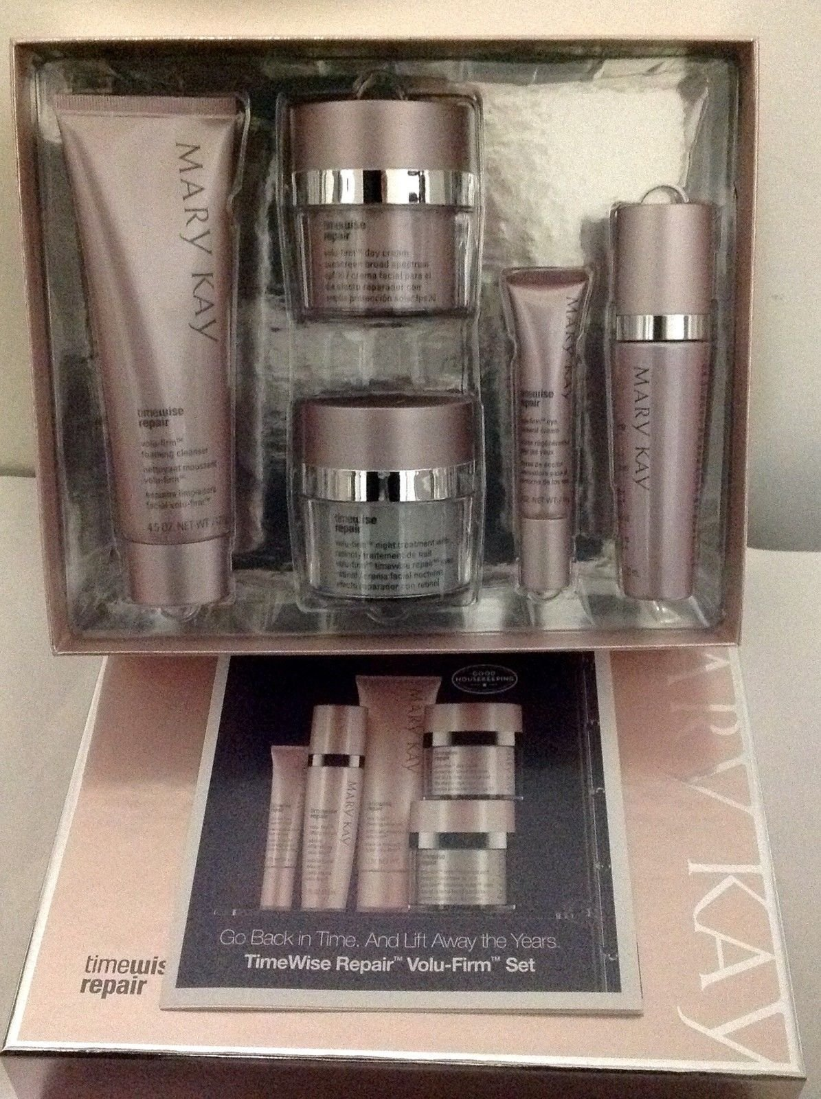 Mary Kay Timewise Repair FRESH 5 Piece Volu-Firm Set Brand New in Box Best Price Fantasy®