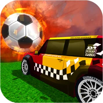 Euro 2018 Football Car League - Explosion Soccer World Cup
