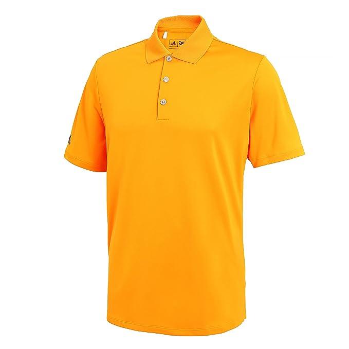 adidas Performance Polo de Golf, Hombre: Amazon.es: Ropa y accesorios