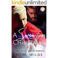 A Swan for Christmas: A Winter Romance (Vale Valley Book 4)