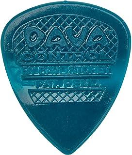 2x Dava Rock Control Delrin Tip Guitar Picks