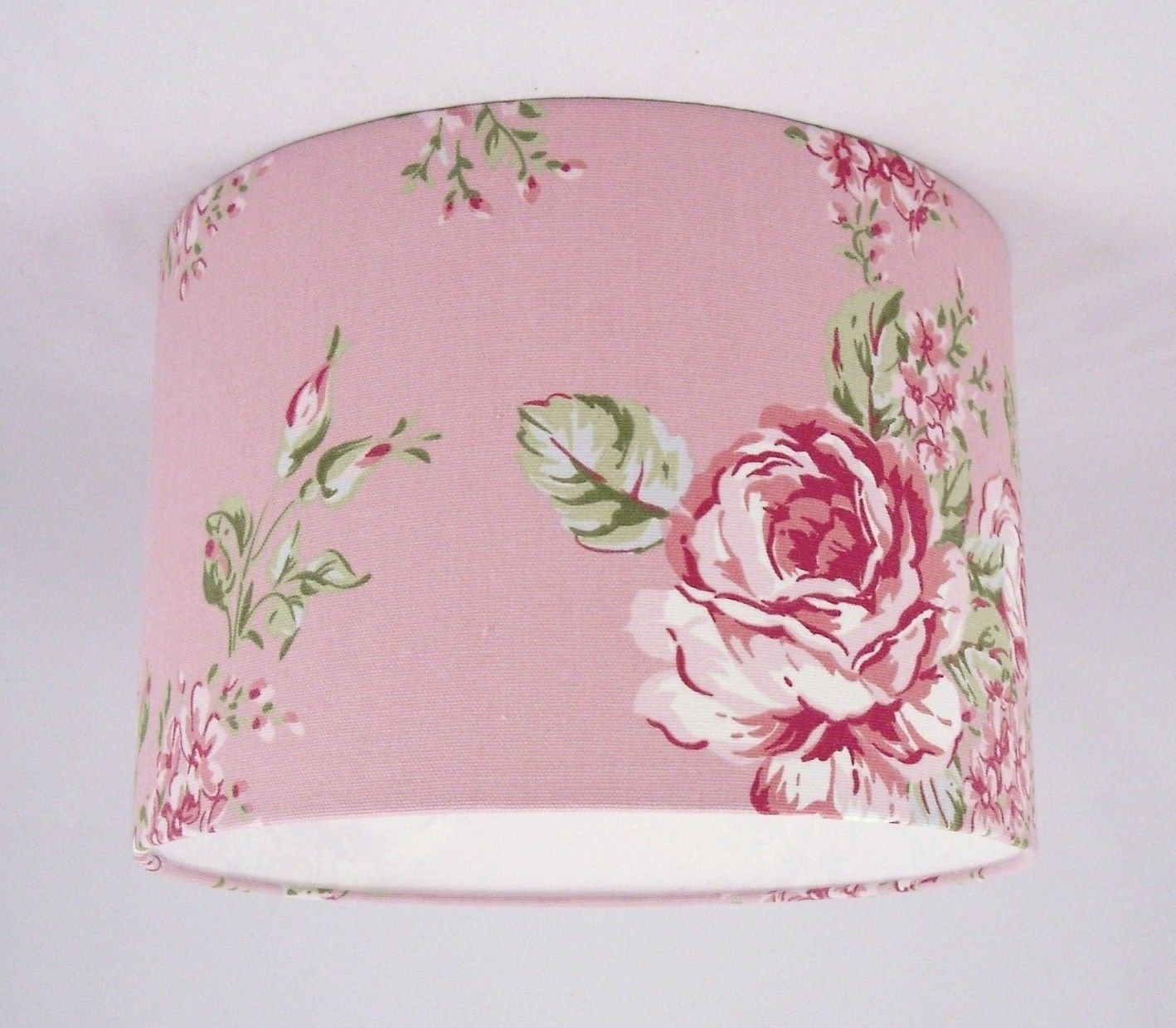 11 lampshade handmade in uk pink floral shabby chic vintage 11 lampshade handmade in uk pink floral shabby chic vintage lampshade amazon lighting aloadofball Images