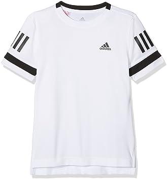 adidas Club de 3 Rayas Camiseta de  Amazon.es  Deportes y aire libre f3e52dab67af1