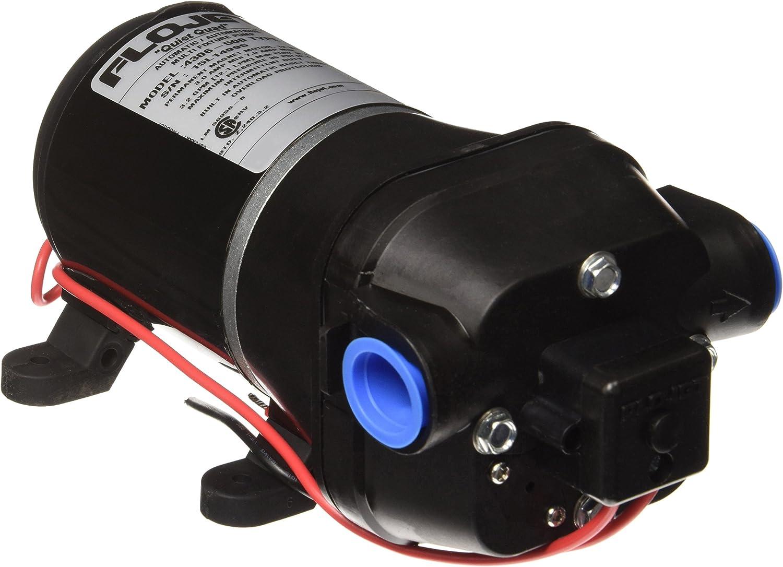 Flojet 04306500A 3.2GPM 35 PSI 12V Pump