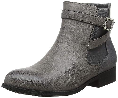 06379e6a2995c3 Elara Damen Biker Boots