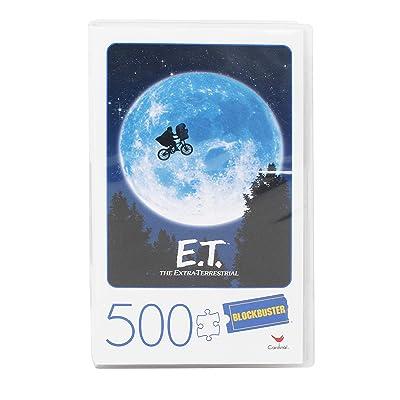 CGI Apz 500Pc E.T. VHS Adltpz GBL: Toys & Games