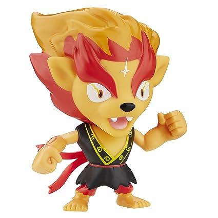 amazon com yokai watch mood reveal figures blazion toys games