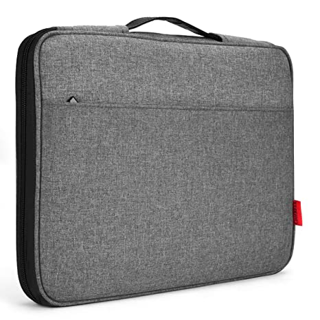 Amazon.com: Coolbell funda de portátil de 13.3 inch con asa ...