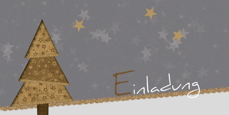 Kartenparadies Einladungskarte zu Weihnachten Foto Einladung Farbbäumchen, hochwertige Weihnachtseinladung zum zum zum Selbstgestalten (Format  215x105 mm) Farbe  DunkelGrasGrün B01MXKJ4QQ | Online-Exportgeschäft  | Online einkaufen  | New Listing  b44e47