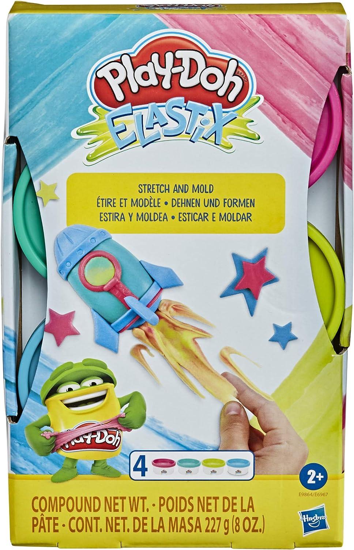 Play-Doh PD ELASTIX Bright
