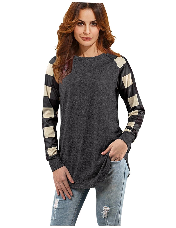 49d8f2b7b9 Top 10 wholesale Red And Gray Raglan Shirt - Chinabrands.com