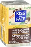 Kiss My Face Bar Soap - Coconut Milk - 10.5 oz