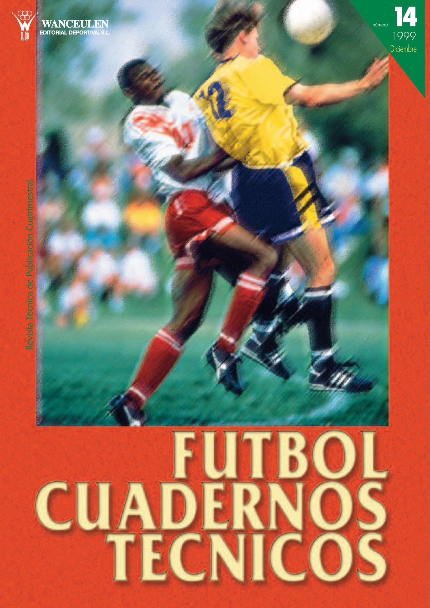 Fútbol: Cuadernos Técnicos Nº 14: Amazon.es: Moreno, Jose Fco ...
