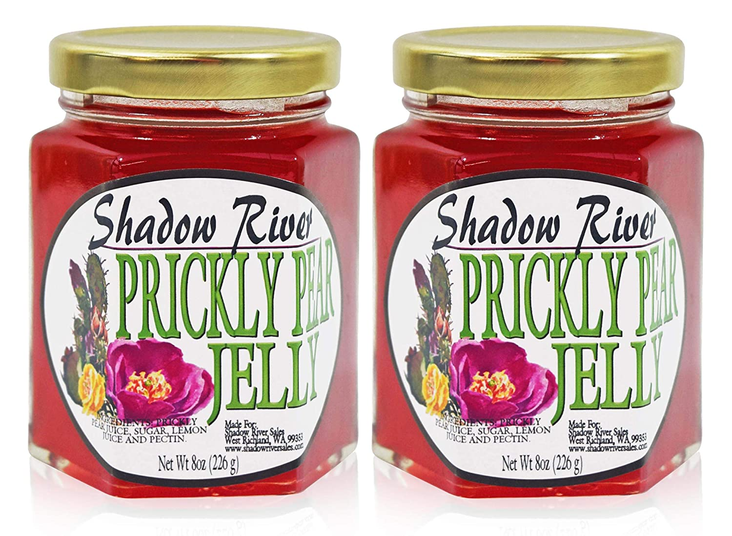 Amazon Com Shadow River Gourmet Prickly Pear Cactus Jelly Made From Real Cactus Fruit Juice 8 Oz Jar Pack Of 2 Grocery Gourmet Food,How Long To Cook Meatloaf 2 Pounds