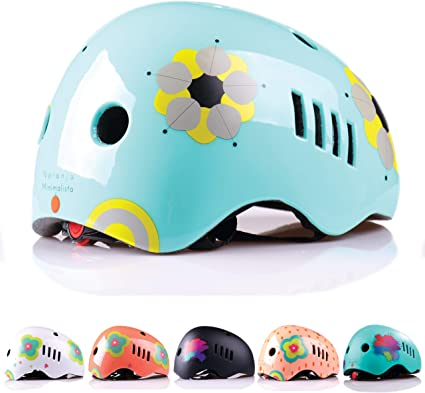 Kids Child Baby Safety Helmet Bike Bicycle Skate Board Scooter Sports Boy Girl