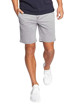 9e9474bf28cb74 Superdry Men's Sunscorched Chino Shorts, Grey at Amazon Men's ...