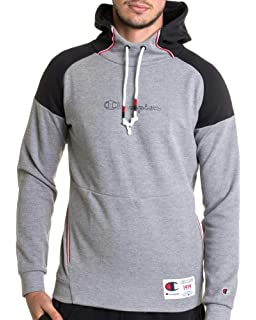 Champion - Sweat-Shirt à Capuche - Homme Violet Aubergine - Violet ... 5af510d7b1da