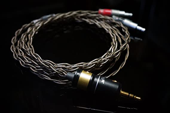 Whiplash Audio twag V3 Sennheiser Cable de repuesto para IE80, IE8: Amazon.es: Electrónica