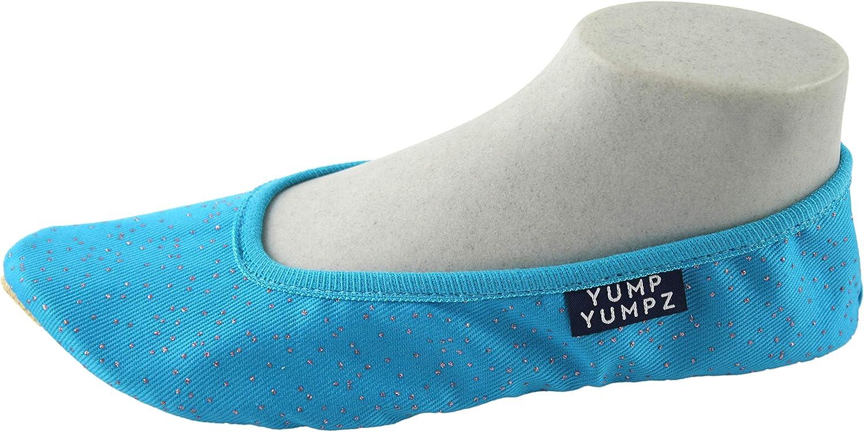 YUMP YUMPZ Scarpe da Ginnastica della Germania per Ragazze e Ragazzi Taglia 22 Scarpe da Ginnastica//Saalturn//Scarpe da Danza 35